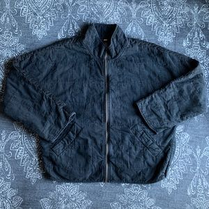Free People Dolman Sleeve Quilted Jacket Medium